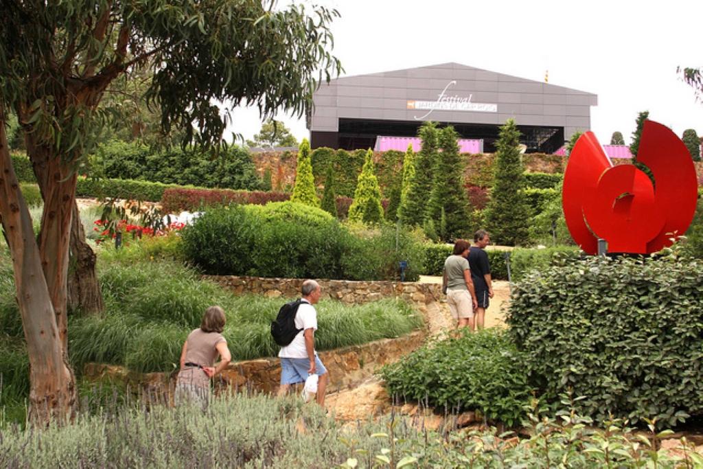 Jardines de cap roig en palafrugell jardines en espa a for Jardines cap roig